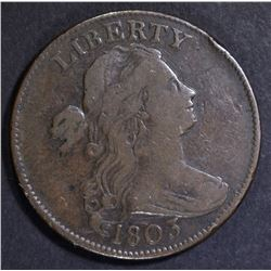 1803 LARGE CENT F/VF
