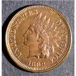 1869 INDIAN CENT CH BU RB