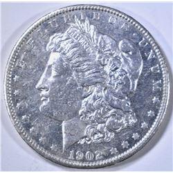 1902-O MORGAN DOLLAR BU DMPL