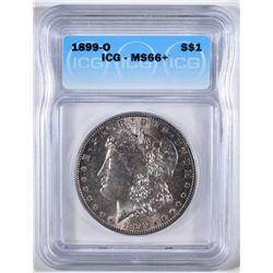 1899-O MORGAN DOLLAR ICG MS-66+