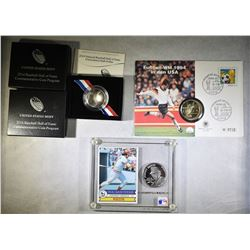SPORTS COIN LOT: