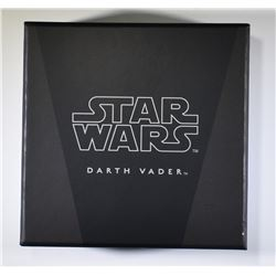 2016 NIUE $2 1 OZ PROOF SILVER DARTH VADER COIN