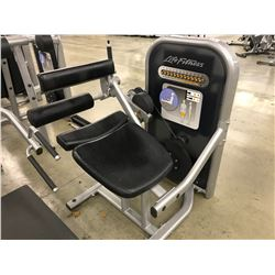 LIFE FITNESS SEATED LEG CURL STATION