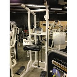 LIFE FITNESS CHIN /DIP STATION