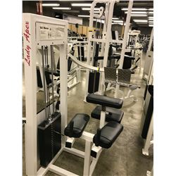 ATLANTIS PRECISION SERIES BENCH PRESS BENCH