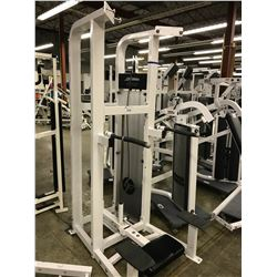 LIFE FITNESS ASSISTANT DIP/CHIN STATION