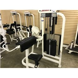 LIFE FITNESS ARM CURL STATION