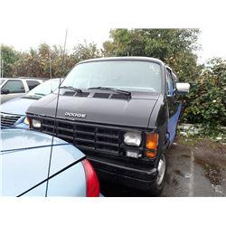 1992 Dodge Ram 1500 Van