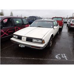 1988 Oldsmobile Delta Eighty-Eight Royale