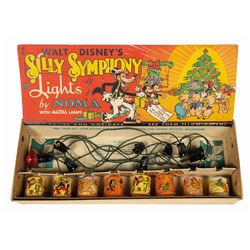 Silly Symphony Character Lights in Box.