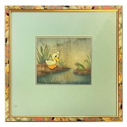 The Ugly Duckling Original Production Cel.
