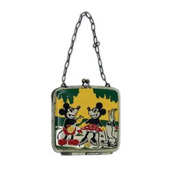 Mickey and Minnie Child's Purse.