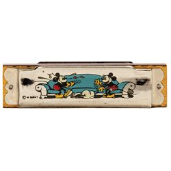 Mickey Mouse Band Harmonica.