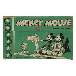Mickey Mouse Dixon Pencil Case.