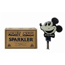 Mickey Mouse Sparkler Toy.