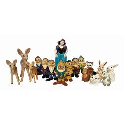 Snow White and the Seven Dwarfs Brayton Laguna Set.