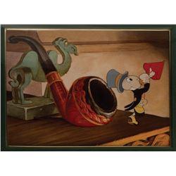 Jiminy Cricket Cibachrome Prototype.