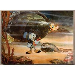 Jiminy Cricket & Cloe Cibachrome Prototype.