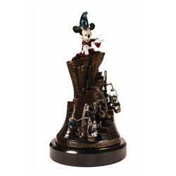 Sorcerer Mickey Bronze Prototype.