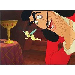 Peter Pan Production Cels & Production Background.