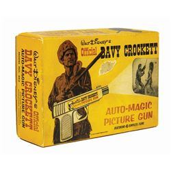 Davy Crockett Auto-Magic Picture Gun.