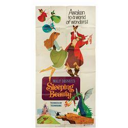 Sleeping Beauty 3-Sheet Poster.