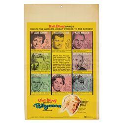 Pollyanna Window Card.