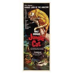Jungle Cat Insert Poster.