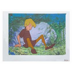 The Sword in the Stone Wart Production Cel.