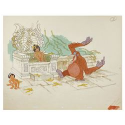 The Jungle Book Lithograph Artwork by Frank Thomas.