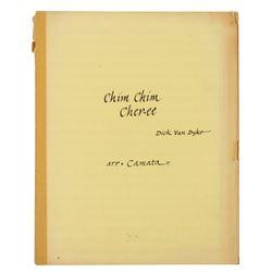 """Dick Van Dyke's """"Chim Chim Cher-ee"""" Arrangement."""