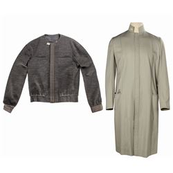 The Black Hole Anthony Perkins Jacket and Coat.