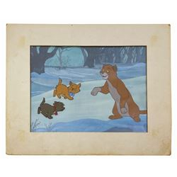 The Aristocats Production Cel.