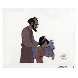 The Small One Production Cel.