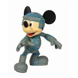 Mickey Mouse Tron Figure.