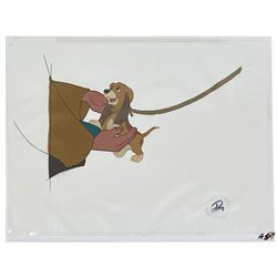 The Fox and the Hound Copper Production Cel.