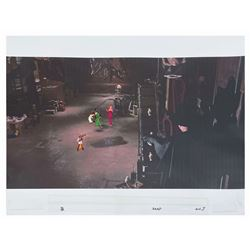 Who Framed Roger Rabbit Jessica Production Cel.