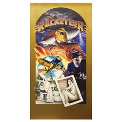 Dave Stevens The Rocketeer Limited Edition Print.