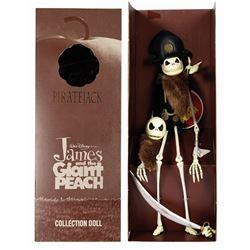Pirate Jack Skellington Doll.