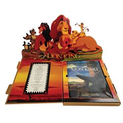 Lion King For Your Consideration Pop-Up.