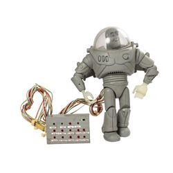 Buzz Lightyear Toy Development Prototype.