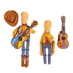 Pair of Woody Prototype Figures.