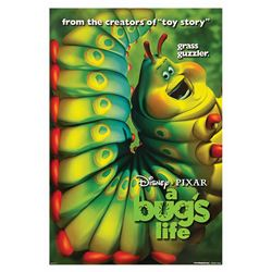 A Bug's Life Teaser One Sheet Poster.
