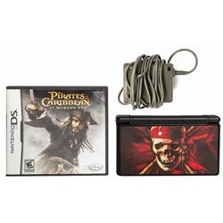 Pirates of the Caribbean LE Nintendo DS Lite & Game.