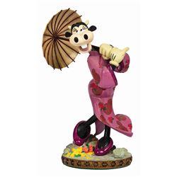 Walt Disney Asia Limited Edition Clarabelle Figure.