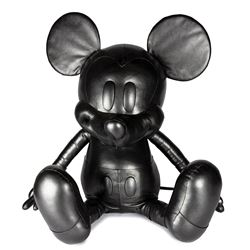 Coach Large Leather Mickey Mouse Doll.