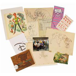 Walt Disney's Nine Old Men Gift Box.