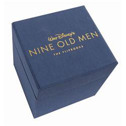 Nine Old Men: The Flipbooks Box Set.