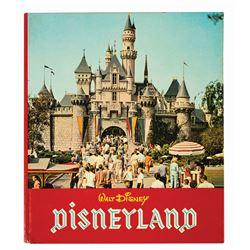 """Disneyland"" Souvenir Book."