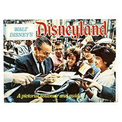 Walt Disney's Disneyland  Guidebook.